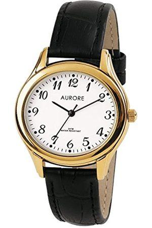 AURORE Damen Uhren - DamenAnalogQuarzUhrmitEdelstahlArmbandAF00062