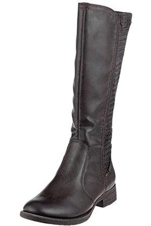 Soft Line Damen 25560-21 Overknees, (Mocca 304)