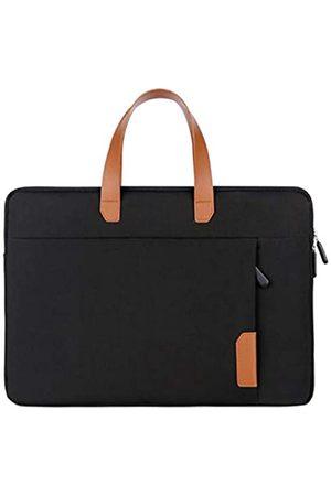 CAOODKDK Laptop-Tasche für Damen und Herren, 39,6 cm (15,6 Zoll), wasserdicht