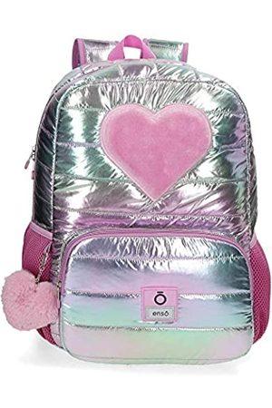 Enso Fancy Laptop-Rucksack für die Schule 32x42x14 cms Polyester 15