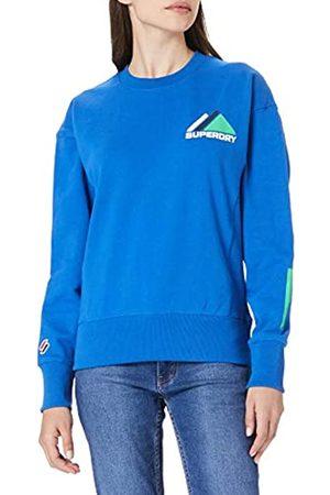 Superdry Womens Mountain Sport Crew Sweatshirt