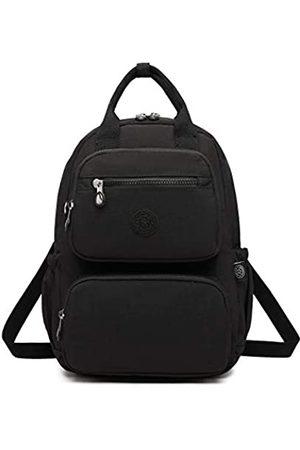 bagwise Damen Rucksack Geldbörse für Damen, leicht, lässig, für Schule, Reisen, Anti-Diebstahl