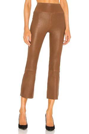 SPRWMN Damen Leggings & Treggings - Crop Flare Legging in . Size M, S, XS.