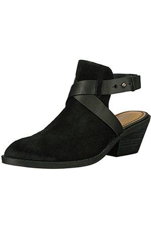 Splendid Women's Dasha Monk-Strap Loafer, Black