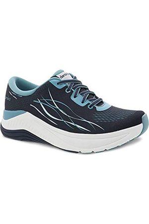 Dansko Damen Pace Walking Schuh – Leichter Performance Sneaker mit Fußgewölbeunterstützung, (navy)