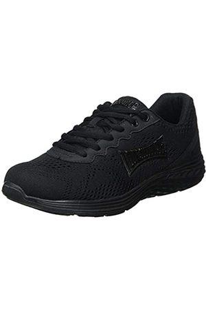 Lonsdale London Damen LISALA 2 Road Running Shoe, Black