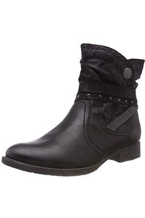 Soft Line Damen 25465-21 Stiefeletten, (Black 001)