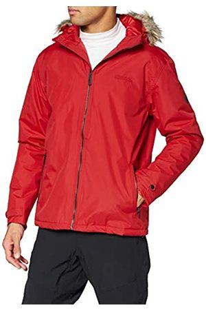 Regatta Herren Haig Waterproof Taped Seams Insulated Polyester Lining Internal Security Pocket Hooded Jacket Jacke