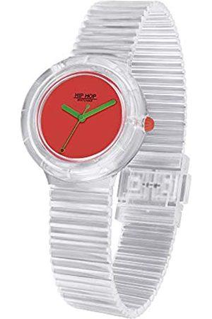 Hip Watches Armbanduhr - Unisex Analoge Quarzuhr mit Silikonarmband HWU0941