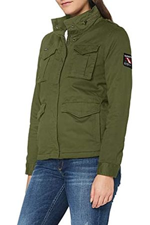 Superdry Womens Classic Rookie Borg Transitional Jacket