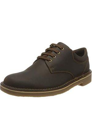 Clarks Herren Bushacre 3 Lo Oxford-Schuh