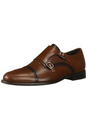 Marc Joseph New York Herren Mens Leather Double Monk Dress Shoe Oxford