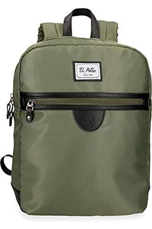 El Potro Pipe Laptop-Rucksack 26x35x10 cms Polyester 13