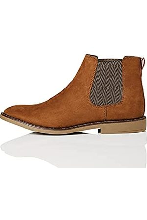 FIND Marsh Chelsea Boots, (Tan)
