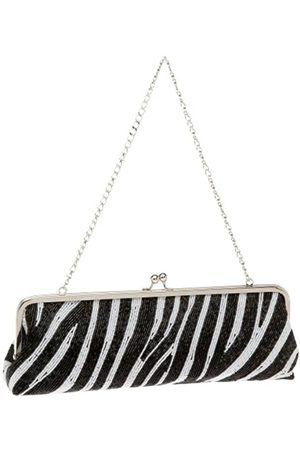 Inge Christopher Nairobi Kupplung, Mehrere (zebra)