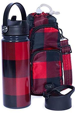 Lug Damen Reisetaschen - Chuggie Damen Huggie 524 g + Hugie, Buffalo Karo