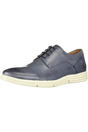 Driver Club USA Herren Leather Naples Light Weight Technology Oxford Laceup Turnschuh
