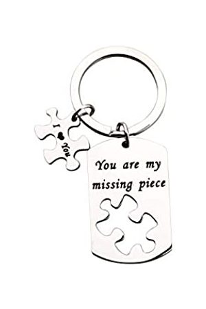 TGBJE Schlüsselanhänger You Are My Missing, Puzzle-Teil