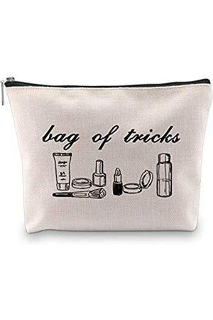 G2TUP Make-up-Tasche, Reise-Kosmetiktasche für Frauen, Tasche mit Tricks, wasserdichter Organizer, multifunktionale Tasche für Kosmetika, Make-up-Pinsel, Kulturbeutel