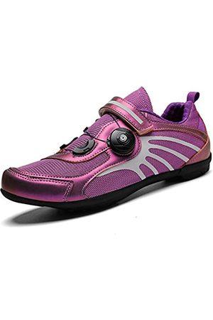 BETOOSEN Men and Women Comfortable Breathable Outdoor Road Cycling Shoes Indoor Bike Sneaker Bicycle Shoes (6.5 M US Women/6 M US Men)