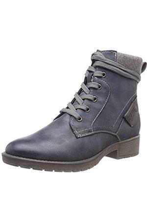 Soft Line Damen 25262-21 Combat Boots, (Jeans 846)