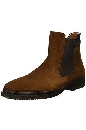 Floris van Bommel Herren 10993/01 Chelsea Boots, (Brown)