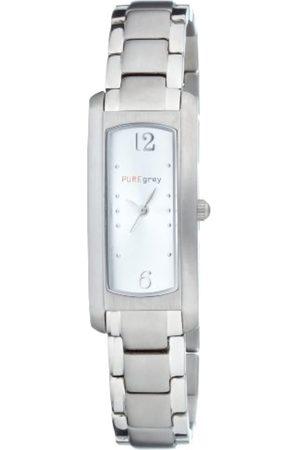 Pure Grey Damen-Uhren Titan 7538W
