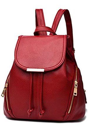 Hellofuture Rucksack aus PU-Leder für Mädchen und Damen.