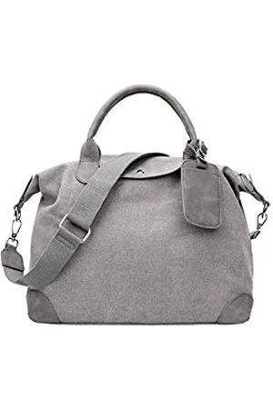 Jeelow Handtasche aus Segeltuch für Damen und Herren, (Salz- und Pfefferstreuer, )