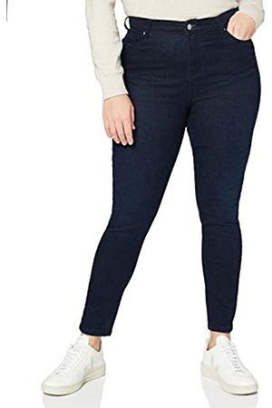 MERAKI Amazon-Marke: Damen Skinny Jeans mit hohem Bund, 28W / 30L