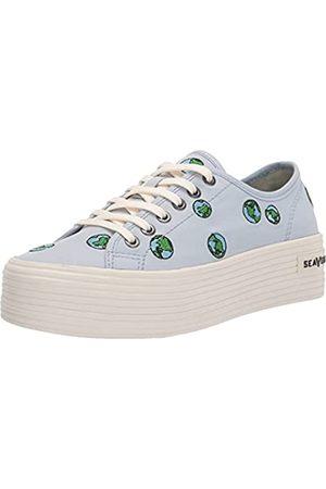 Seavees Damen Monterey Sneaker Platform Plattform