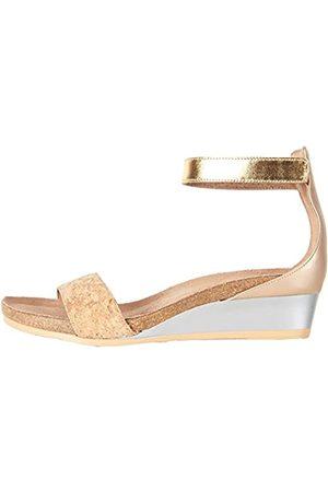 Naot Women's Pixie Sandals, Tan, 40 EU