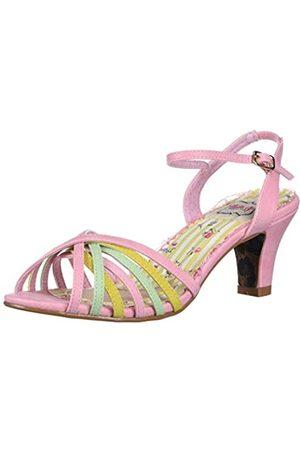 Bettie Page Damen BP250-MARGOT Sandalen mit Absatz