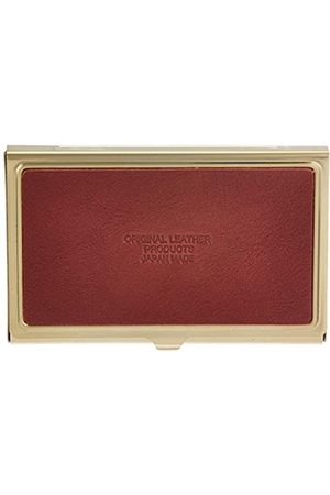 Naniwa Leather Unisex-Erwachsene L-30322 Kartenetui
