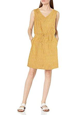 Amazon Sleeveless Linen Dress Kleid L