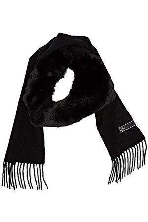 Calvin Klein Damen K60k606175 Mütze, Schal & Handschuh-Set