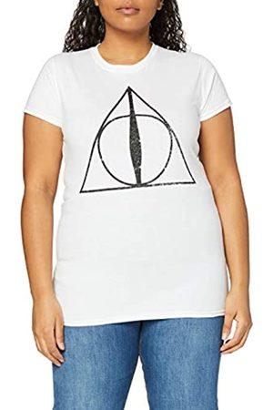 Plastic Head Plastic Head Damen Harry Potter Deathly Hallows Symbol Gts T-Shirt
