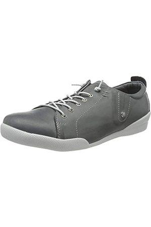 Andrea Conti Damen 0345724 Sneaker, (Anthrazit 032)
