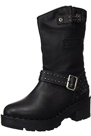 Coronel tapioca C123-11, Damen Biker Boots