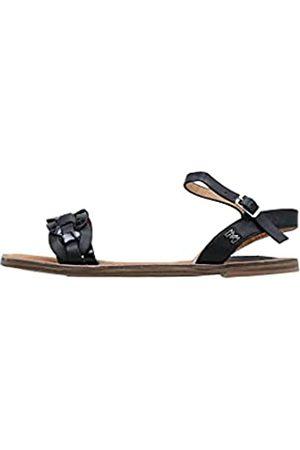 Maria Mare Damen Sandalen - Damen 68150 Sandale, Brush Negro/Cocus Negro