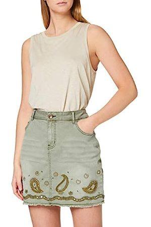Desigual Womens FAL_Billi Jeans Skirt