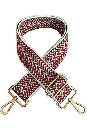 Beacone Ersatz-Gürtel für Geldbörsen, Schultertasche, breit, verstellbar, Segeltuch, Handtaschengürtel, ( (a))