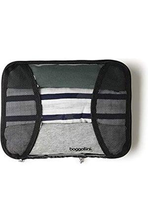 Baggallini Unisex-Erwachsene (Luggage Medium Compression Cube (Schwarz) - MDC502