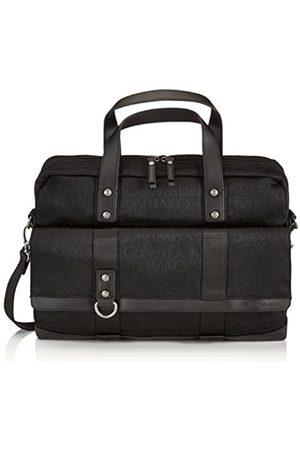 Calvin Klein Aktentasche Hard & Heavy Briefcase (Black) J5EJ500035