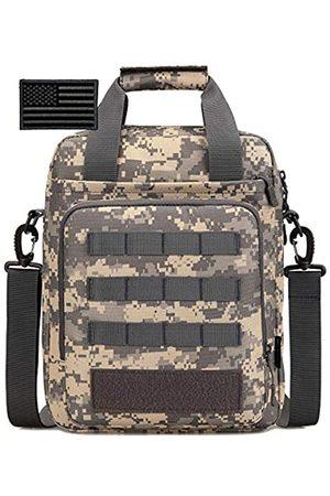 Protector Plus Taktische Kuriertasche für Herren, Militär, MOLLE-Tragetasche, Schultertasche, Werkzeugkoffer, Sturmausrüstung, Handtaschen, Tasche für den Außenbereich