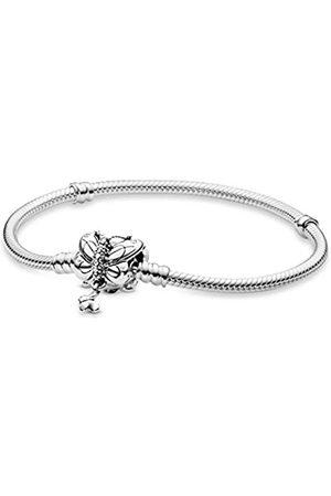 PANDORA Damen-Charm-Armbänder 925 Sterlingsilber zirkonia 597929CZ-18