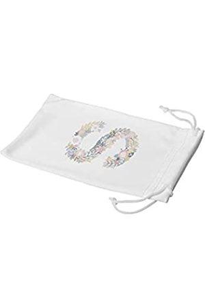 Bonamaison Handtaschen - Digital Bedruckte Brillenbeutel, Sonnenbrillen Beutel, 100% Baumwolle, Weich und Schlank, Schutzbrillenetui mit Kordelzugverschluss, 1 Stück