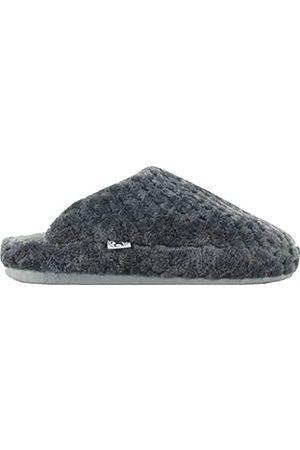 Naot Footwear Women's Unwind Slippers Dark Gray-L