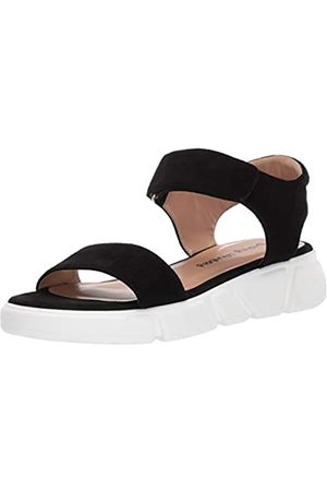 Dirty Laundry By Chinese Laundry Women's Ashville Sport Sandal, Black Suede