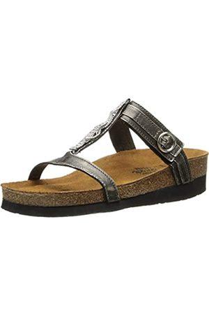 Naot Footwear Damen Malibu Quarz Leder Sandalen, (Metall Leder)